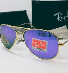 Очки Рей Бан ray ban aviator 3025-3026