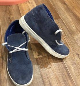 Подросковая мужская обувь.38 размер. В отл. сост.