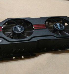 Asus AMD Radeon HD7870 DirectCU II