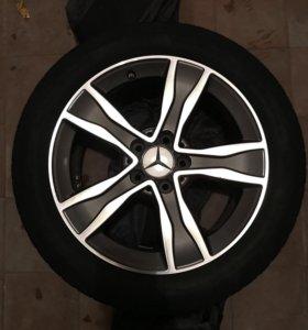 Колеса Mercedes-benz, c180, w205