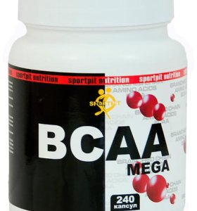 BCAA Mega Caps 240 капс