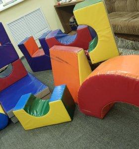 Модульный набор для детей 13 предметов