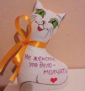 Кофейные игрушки-подарки