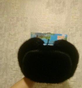 Ушанка- кепка