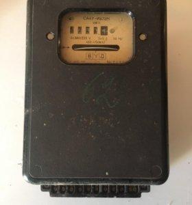 Счётчик электроэнергии 3-х фазный СА4У-И672М