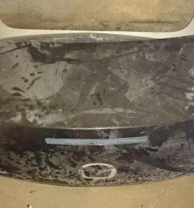 Крышка багажника на мазду 6gh