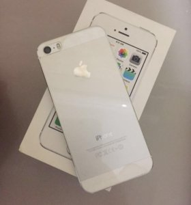 iPhone 5s,16 gb,Silver