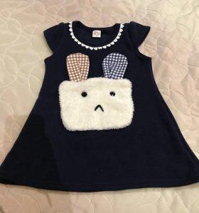 Платье новое mini maxi