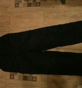 Ватные брюки Новые