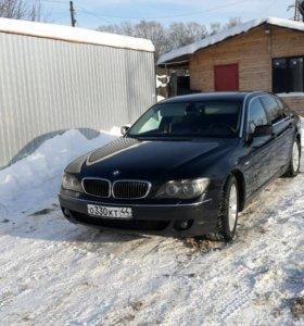 BMW 7 серия, 2007