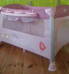 Кровать-манеж Happy Baby Thomas