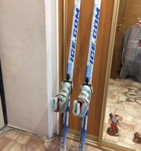 Беговые лыжи