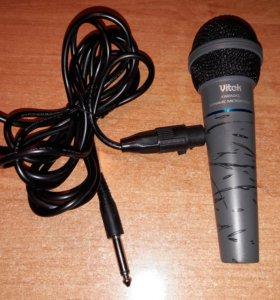 Микрофон Vitek VT-3836BK