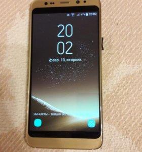 смартфон не оригинал. samsung s8