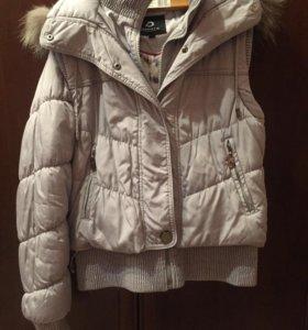 Куртка 2 в 1 демисезон