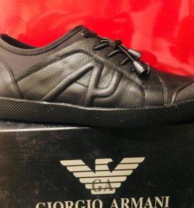 Кроссовки мужские Armani новые
