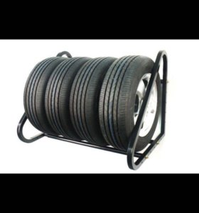 Полки для хранения шин