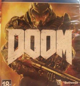 """Игра для Play Station 4 """"Doom"""""""