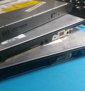 Дисковод для ноутбука DVD RW подключение SATA