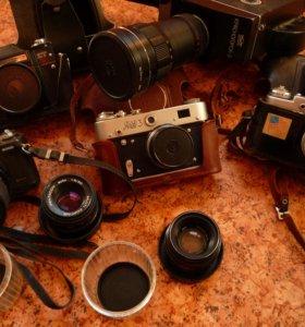 Продаётся фототехника