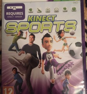Игра на Xbox 360 Kinect Sports
