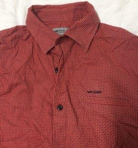 Рубашка и свитшот