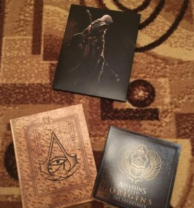 Assassins creed origins карта и саундтрек