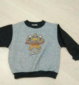 Свиншот свитер новый