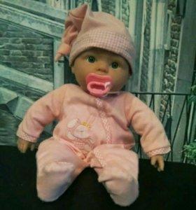 Кукла с соской