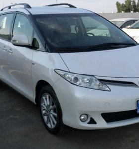 Toyota Previa, 2014
