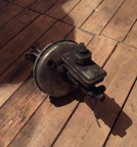 Вакуумный усилитель с тормозным цилиндром ваз 2108