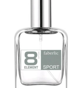 Туалетная вода 8 Element Sport