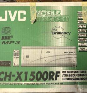 JVC Ченджер Мр3 с пультом