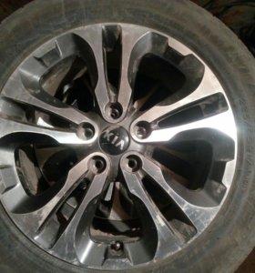 Отличные колеса. 5.114