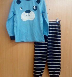 Новая пижама для мальчиков