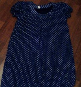 Платье летнее р- р 44