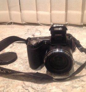 Фотоаппарат Nikon COOLplx L110
