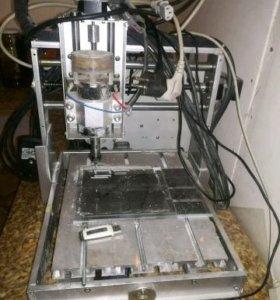 Станок фрезерный с ЧПУ А4