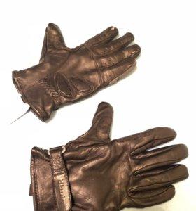 Мото перчатки BITWIN кожаные