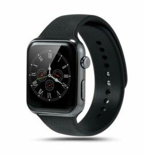 Smart watch умные часы бартер на планшет