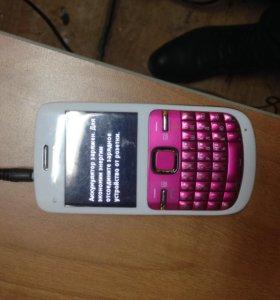 Nokia c3 телефон г.Зеленоград
