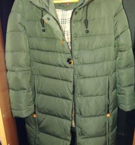 Новая зимняя куртка р.46-48