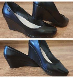 Платье, обувь, блузки