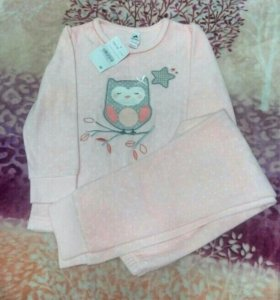 Флисовая пижама Palomino, 110-116