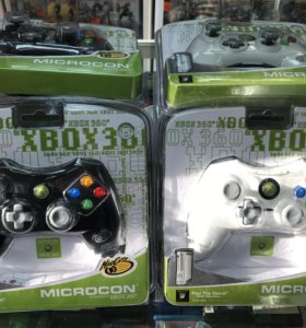 Геймпад Xbox 360 джойстик MadCatz Micronom