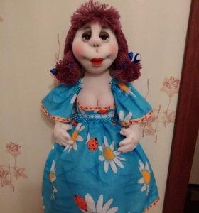 Куклы-пакетницы