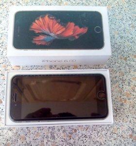 продам новый айфон 6s 64gb на гарантии