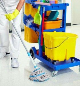 Качественная уборка домов, квартир, помещений