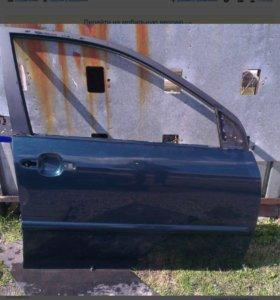 Дверь от тойота Каролла 120