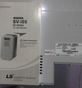 Частотный преобразователь 37 кВт